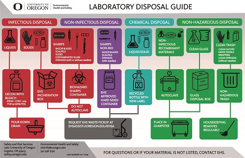 Lab Waste Disposal Guide
